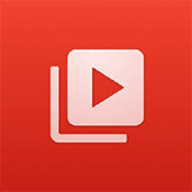 Cercube 5 for YouTube app icon
