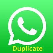WhatsApp++ Duplicate app icon